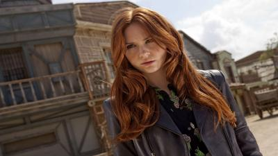 Karen Gillan Actress Widescreen HD Wallpaper 62116