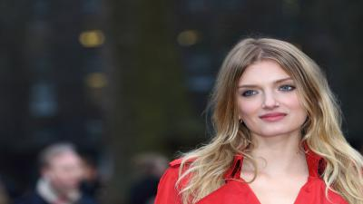 Lily Donaldson Celebrity Wide Wallpaper 60332