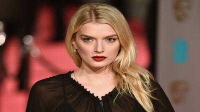 Lily Donaldson Makeup Widescreen Wallpaper 60338