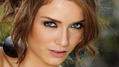 Malena Morgan Makeup HD Wallpaper 60327