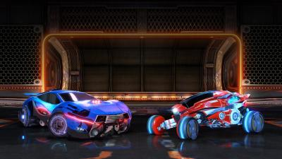 Rocket League Cars HD Wallpaper 61738