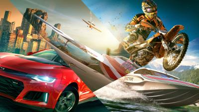 The Crew 2 Widescreen HD Wallpaper 61759