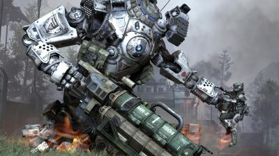 Titanfall 2 Video Game Wide HD Wallpaper 61758