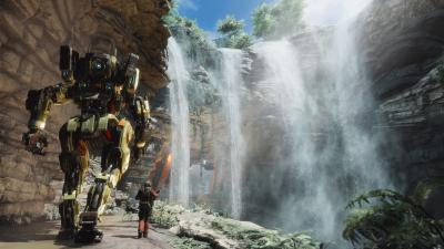 Titanfall 2 Widescreen HD Wallpaper 61744