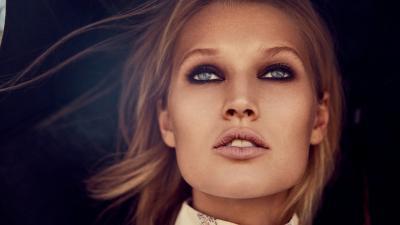 Toni Garrn Face Makeup Wallpaper 60305