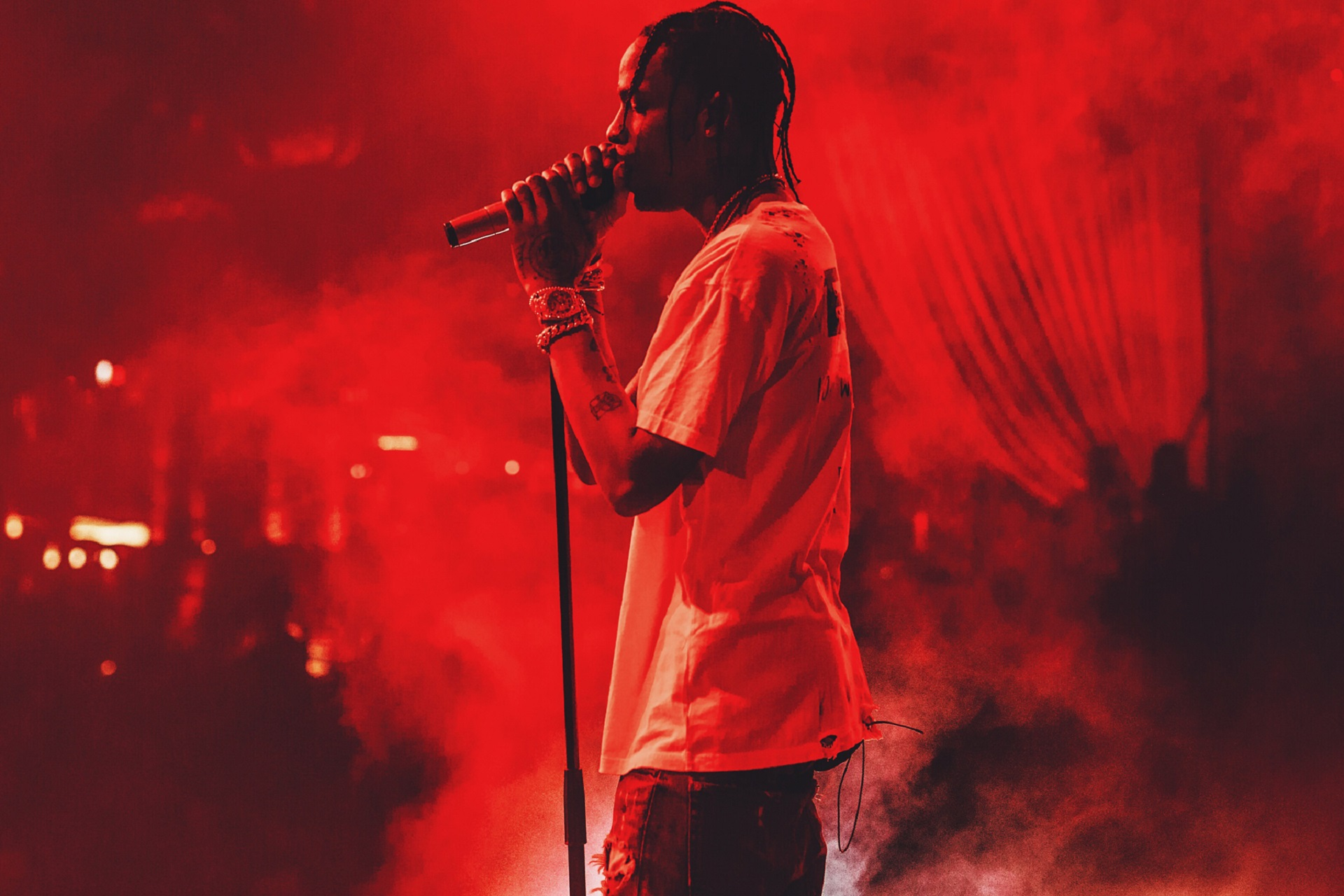 travis scott desktop wallpaper 62068