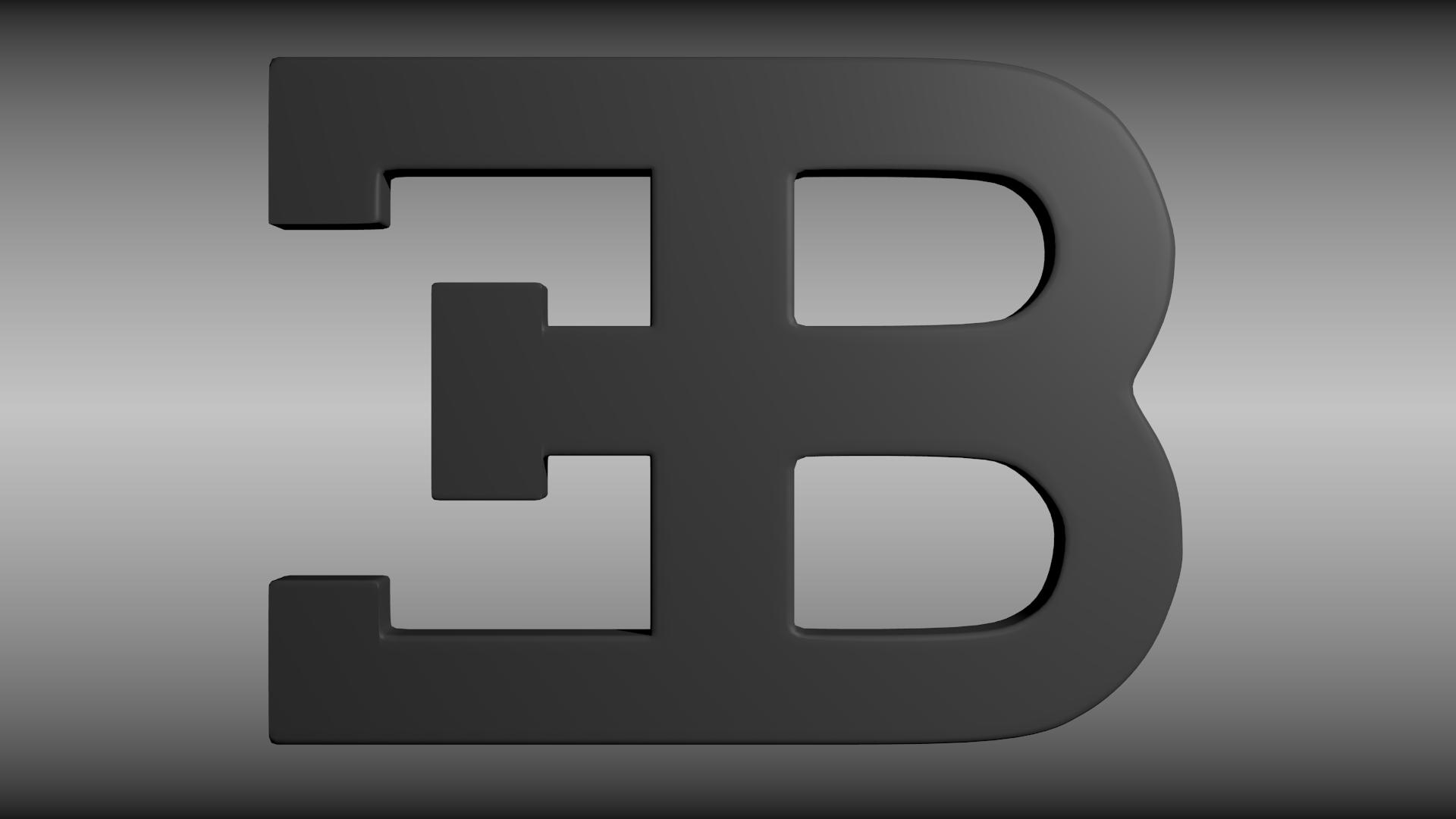 Bugatti Logo Desktop Wallpaper 59075 1920x1080 px ...