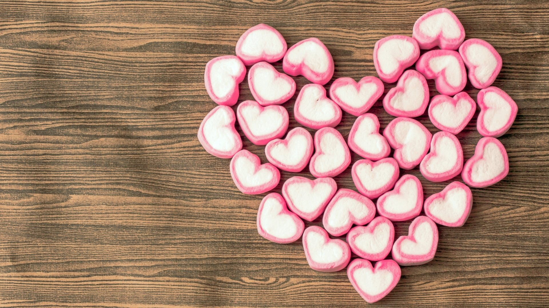 candy hearts desktop wallpaper hd 61763 1920x1080 px