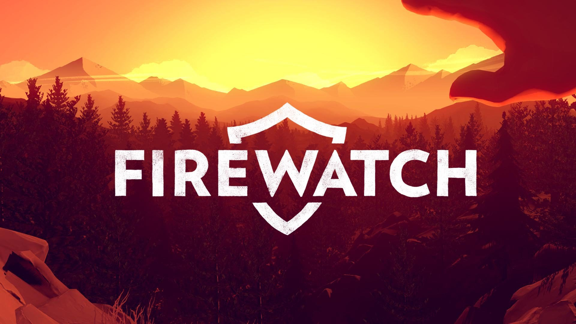 firewatch logo wallpaper 59158