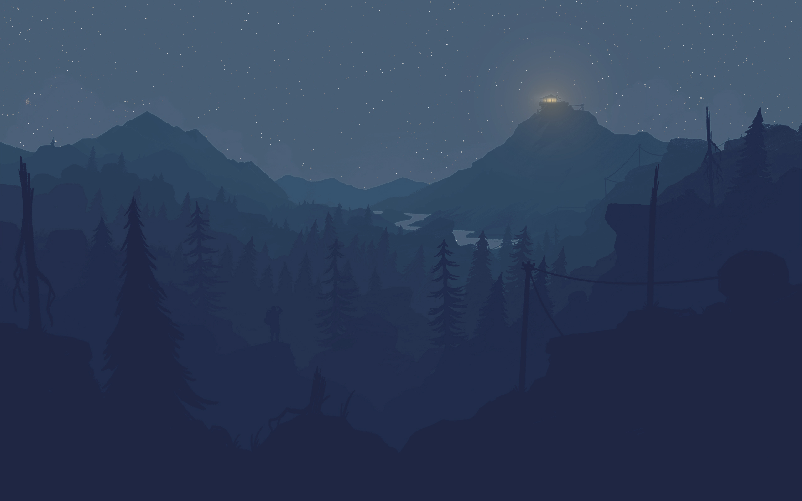 firewatch wallpaper background 59144