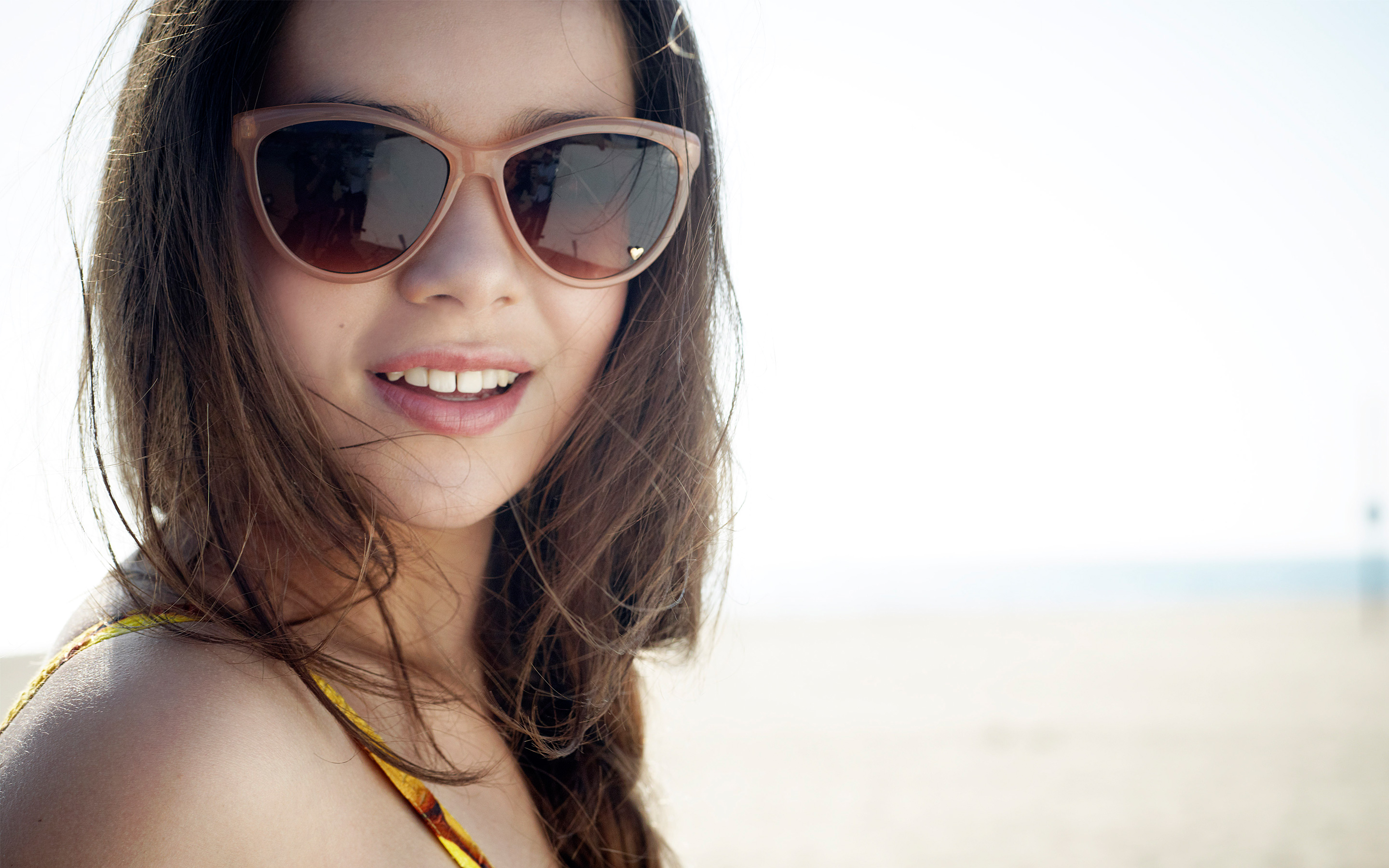 hailee steinfeld sunglasses widescreen wallpaper 61967