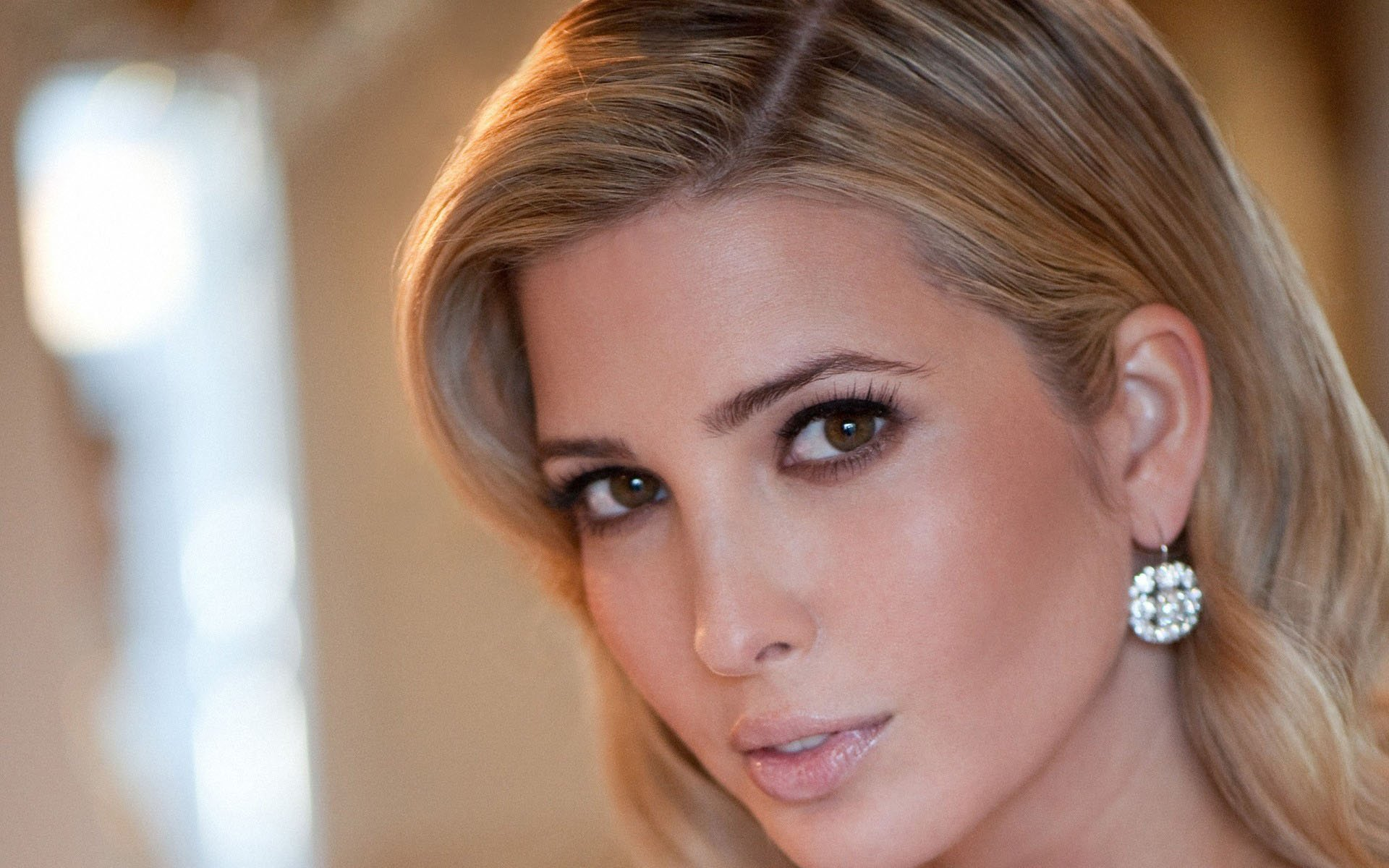 ivanka trump face desktop wallpaper 60246