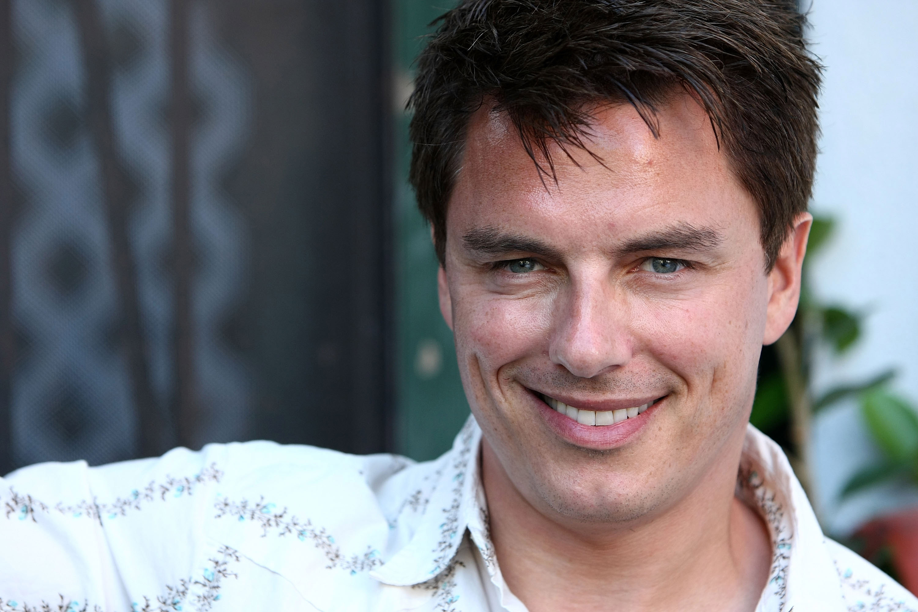 john barrowman smile wallpaper 60684