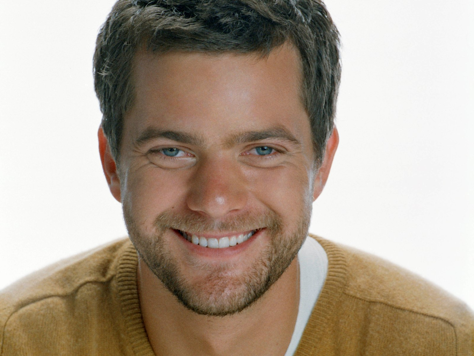 joshua jackson smile wallpaper 59285