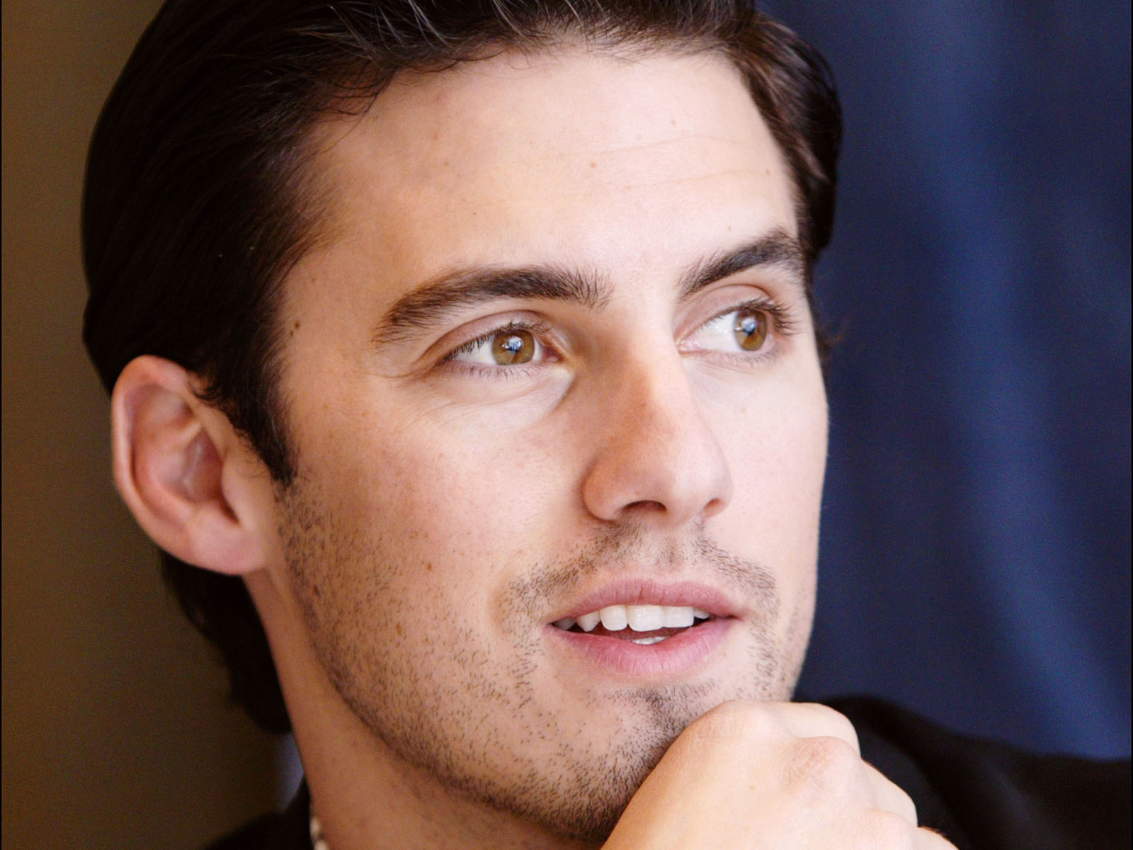 milo ventimiglia face hd wallpaper 60257