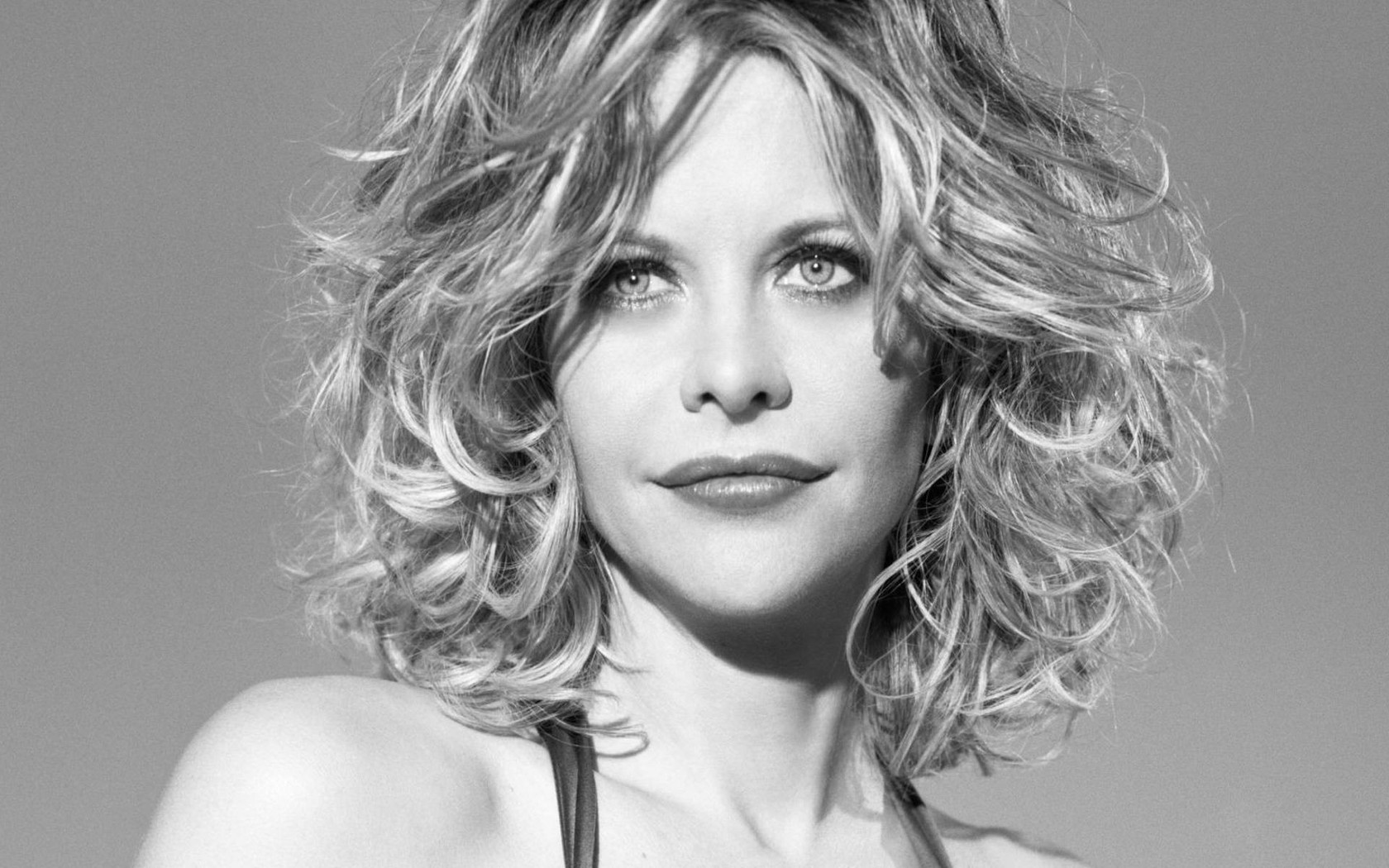 monochrome meg ryan wallpaper 59300