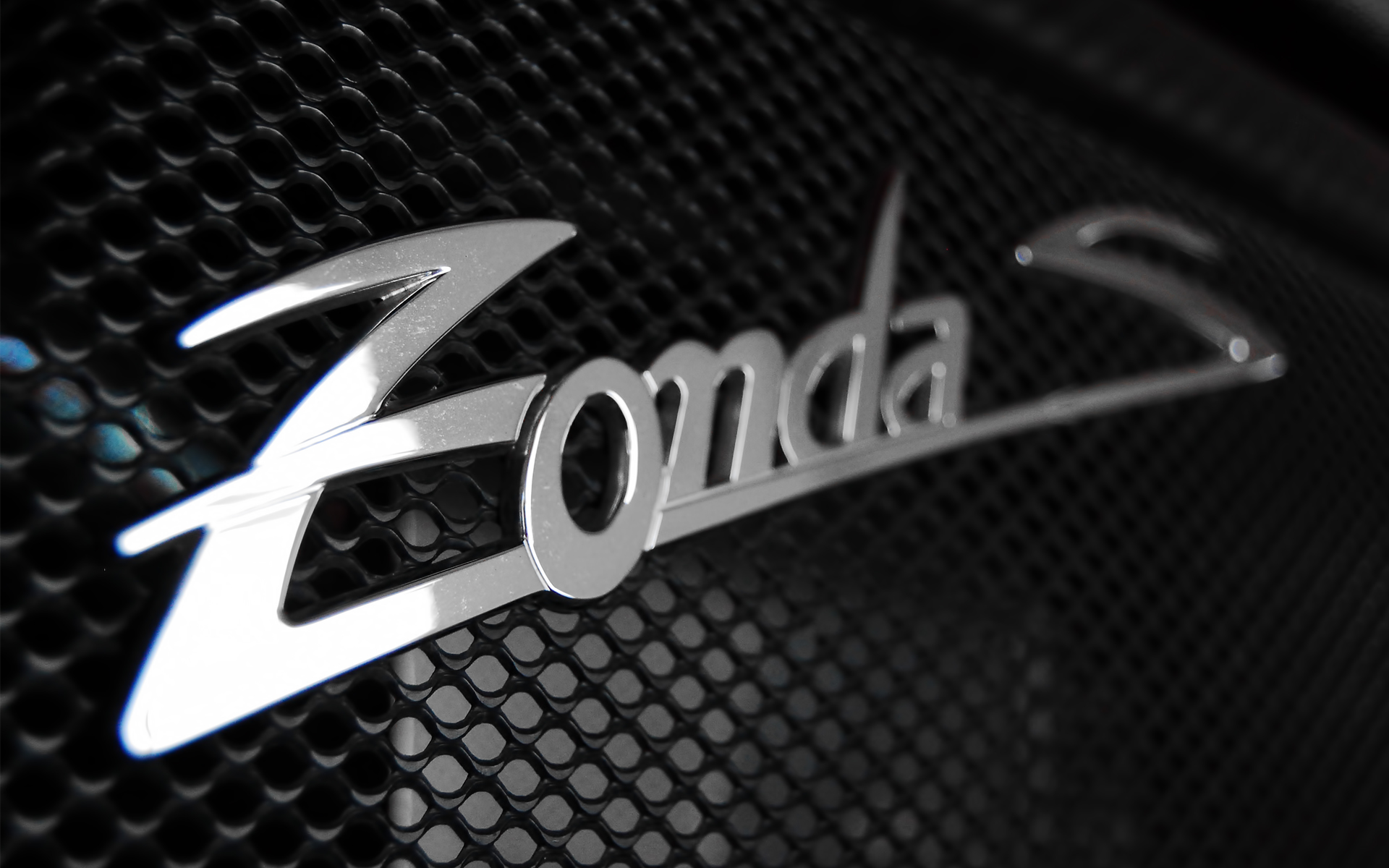 pagani zonda logo wallpaper 59092