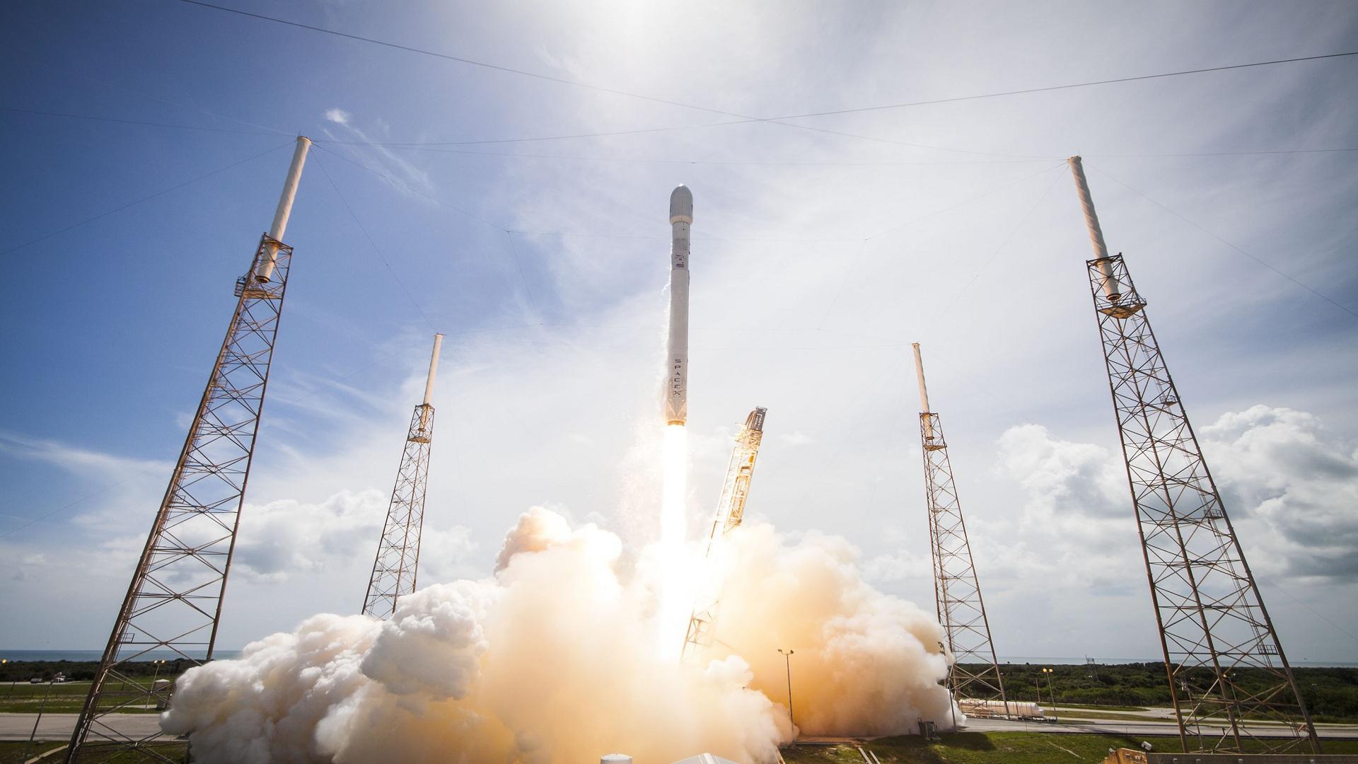 spacex launch desktop wallpaper 59809