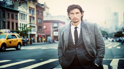 Adam Driver Celebrity Wide Wallpaper 59100