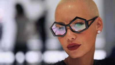 Amber Rose Face HD Wallpaper 59067