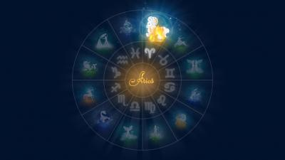 Aries Zodiac Sign Wallpaper 61295