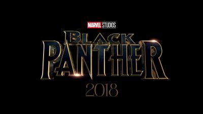 Black Panther Movie Logo Wallpaper Background 62054