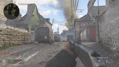 Call of Duty WWII Combat Shotgun Wallpaper 62142