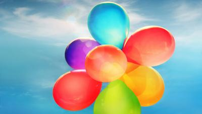Colorful Balloons Wallpaper 59170
