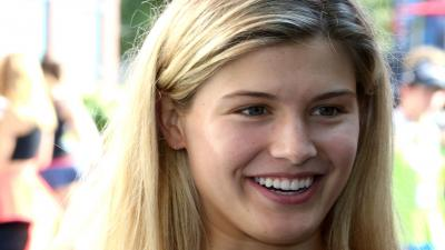 Eugenie Bouchard Face Wallpaper 60159