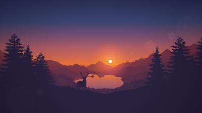 Firewatch Game Widescreen HD Wallpaper 59163