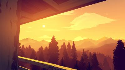 Firewatch Wide Wallpaper 59152