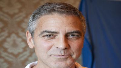 George Clooney Face Wallpaper 59470
