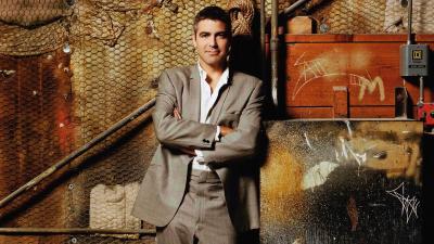 George Clooney Widescreen Wallpaper 59467
