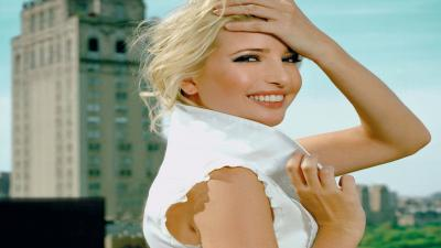 Ivanka Trump Smile Computer Wallpaper 60240