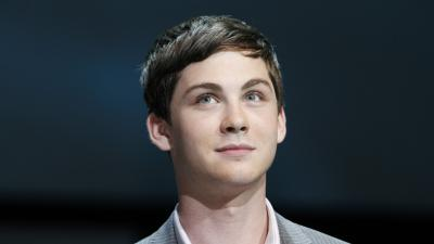Logan Lerman Celebrity HD Wallpaper 60626