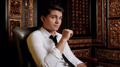 Logan Lerman Desktop HD Wallpaper 60630