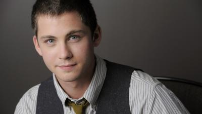 Logan Lerman Desktop Wallpaper 60627