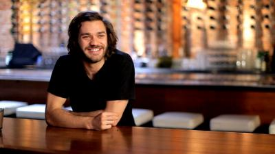 Lorenzo Richelmy Smile Wallpaper 60162