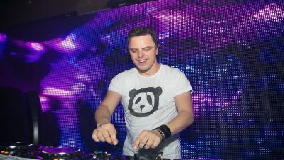 Markus Schulz Performing Wallpaper 59794
