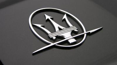Maserati Logo Computer Wallpaper 59091