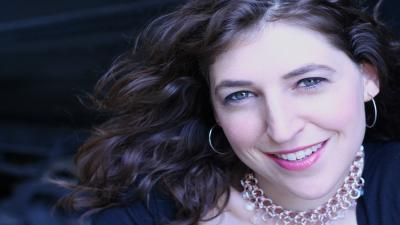 Mayim Bialik Face Wallpaper 59299