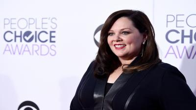 Melissa Mccarthy Celebrity Smile Wallpaper 60638