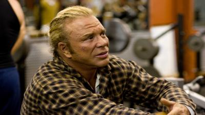Mickey Rourke Actor Widescreen Wallpaper 60643