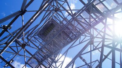 Mount Ord Arizona Fire Tower Wallpaper 61822