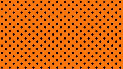 Orange and Black Wallpaper Background 61849