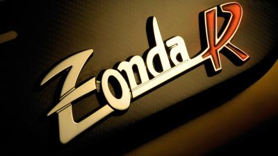 Pagani Zonda Logo Widescreen Wallpaper 59094