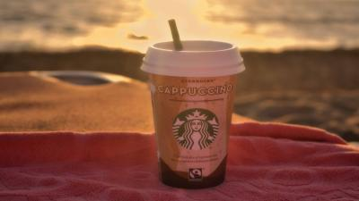 Starbucks Coffee Cappuccino Widescreen Wallpaper 61869