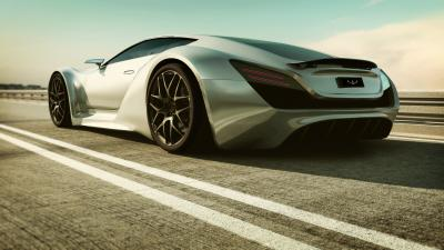 Supercar Widescreen HD Wallpaper 60345