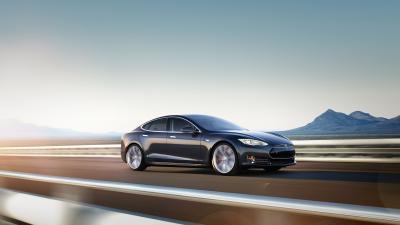 Tesla Model S Car Wallpaper Background 62160