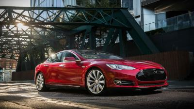 Tesla Model S HD Widescreen Wallpaper 62158